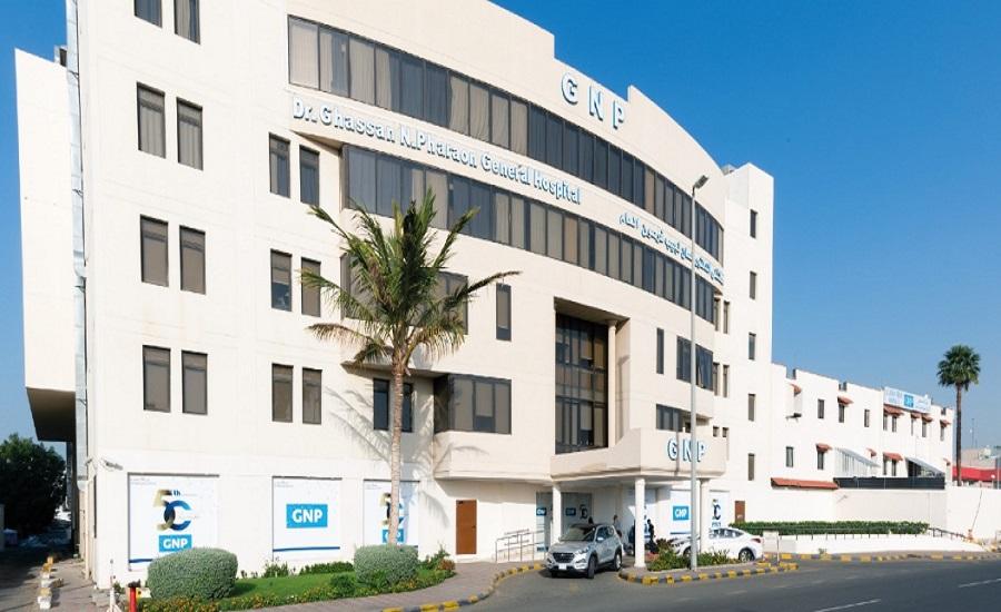 غسان فرعون مستشفى